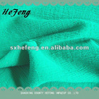 P/D cotton crinkle fabric for garment