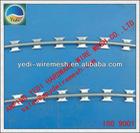 Factory!!!!! Cheap!!!! Concertina razor barbed wire mesh / Razor barbed wire mesh