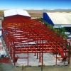 H Column Sandwich Wall Panel Steel Structure Warehouse/steel structure workshop/prefab steel structure warehouse