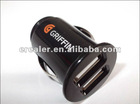 Dual usb Car charger for Iphone