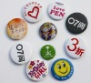 Best selling metal pin badge with variou size