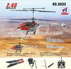 2.4G 4ch best propel rc helicopter with gyro