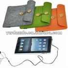 2012 eco wool felt bags,felt gifts bag for laptop