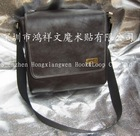 pu MAN bag, pu man Work packages, promotional bag