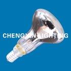 R50 E14 reflector light bulb in clear type 40w