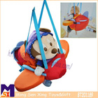 fabric swing ,outdoor aircraft swing,portable baby swing,hanging baby swing,