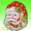 Cartoon Christmas Sticker