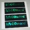 custom design adhesive label