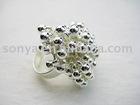 fashion alloy rings