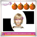 pure human hair full lace wigs hand tied machine made