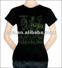 Fashion 100% cotton tshirt