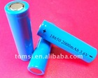 digital camera/power bank Li-Ion 18650 Rechargeable Battery
