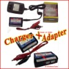 RC Lipo battery charger 2-3S and 12V adapter