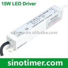 15w waterproof LED driver