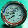 Bimetal Thermomanometer