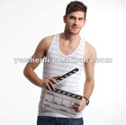 Men's fashion cotton vest