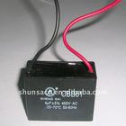 Metalized polypropylene film capacitor/AC Fan Capacitor CBB61