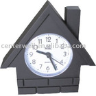 Hidden Wireless Desk Clock Camera CW-TC02