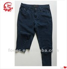 2012 fashionable Women's Denim Pant -super skinny jeans