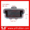 Excavator engine support parts for EX300, EX300 rubber cushion 4197144 4197145
