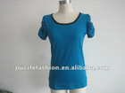 100% cotton turquoise pajamas for women