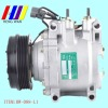 12V AIR conditioner Scroll compressor for HONDA FIT