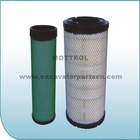 EXCAVATOR PARTS : EXCAVATOR AIR FILTER , EX200-1/2/3 , SH200 , SK200-5