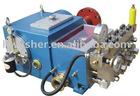 Triplex plunger pump LF-40/95, sea water pump, high pressure water jet pump, high pressure pump