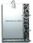 new bath mirror