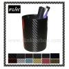 3K Black Glossy Carbon Fiber Pen Holder