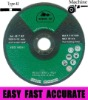 Long Life Abrasive Stone Cutting Disc Wheel