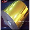 Self Adhesive With Gold PET(Polyester)