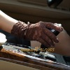 Wrist ruched lace UV Protection Sun Block Bridal Wedding Dressing Daily Gloves