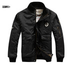 men's fashion cool air force style winter jacket