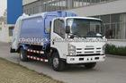 Famous original ISUZU Compression Garbage Truck