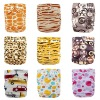 Onesize fit most baby cloth nappy