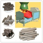 flat die biomass fuel stick forming machine