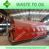 2012 HOT SALE scrap plastic pyrolysis to diesel plant