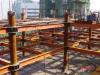 Prefabricated steel frame