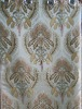 new design silk poly blend home upholstery fabric in stock