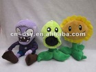 plants vs zombies plush toy