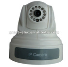 PT GSM Security Alarmand Remote Control by PC Wireless IP IR Camera