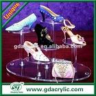 shoe ring holder display