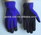 Mesh fabric Breathable Mechanic Work Gloves