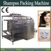 Shampoo packaging machine