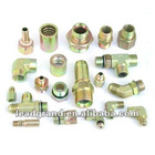 Hose Fittings/Swagged Hose Fittings/NPT Male