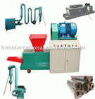 small scale wood briquette production line