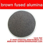95 content level of brown fused alumina