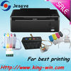 High quality new L200 chipless printer pre-fixed with ciss for Epson all-in-one NX125/SX125 printer