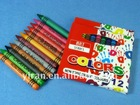Small Size Crayon With Color box
